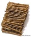 Солети от телешка кожа 9-10 мм – 100 бр