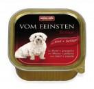 Von Feinsten Senior – телешко + пиле – 150гр. ID-090415