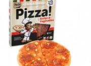 Пица за кучета пиле+сирене – 170гр