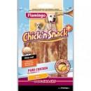 Flamingo Chick'n snack – пилешко филе с добавки за здраво сърце – 85 gr.