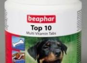 """Beaphar мултивитамини за кучета """"TOP 10"""" – 180 бр. ID-110107"""