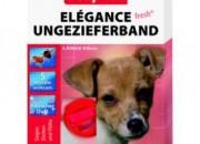 Противопаразитна каишка Elegance fresh – ароматизирана  Водоустойчива – 65 см.ID- 1001051