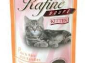 Пауч Rafine за малки котенца птиче и скариди – 100 gr. ID номер-090140