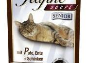Пауч за възрастни котки Rafine пуйка + патица + шунка –  100 гр. ID: 090145
