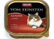 Von Feinsten Senior  – за възрастни  котки с телешко – 100 gr.ID номер-0901825