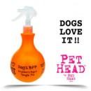 Спрей за сияйна козин без възли Dog off от Pet Head с aромат на ягодов йогурт  – 450 мл. ID: 1003720