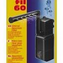 Вътрешен филтър sera fil 60 за акв. до 60 л.
