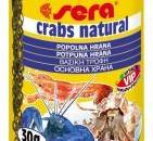 sera crabs natural – храна за раци