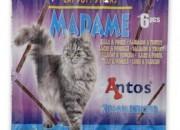 Котешки пръчици Madame сьомга и пъстърва 6бр. ID- 0505062