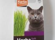 Трева за котки – мека ID- 050502
