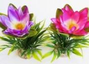 Растение Lotus Flower 18см от Sydeco, Франция