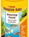 sera vipagran Baby за рибки под 4 см-100мл