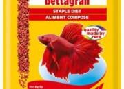 Храна за рибки Бета – Betagran от Sera, Германия