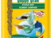 sera guppy gran – гранулирана храна за гупи и други дребни рибки, 10 гр
