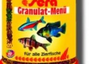 Храна за рибки Sera granulat Menu 150мл