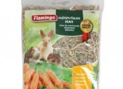 Планинско сено с моркови от Flamingo, Белгия – 500гр. ID- 140276