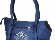 Чанта DELUXE –  Синя MD 42x26x26,5 см.  No: CA631/B