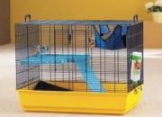 Клетка за дом. порче Freddy Размери: 80 х 50 х 63 см. ID: 140151
