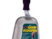 Метална лопатка за почистване на пясък за влечуги. ID: 1508321