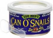 Can O'Snails – консервирани охлюви, 35 гр от ZooMed Laboratories. ID: 150287
