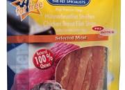 Filet Strips – филета от пилешки гърди 80 гр/pre biotik
