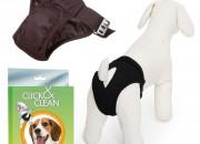 Camon Cotton dog pants 0 – предпазни гащи за разгонени женски кучета с обиколка на талията до 32 см