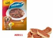 Суши с пилешко месо – 14бр –  4см