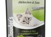 Dr.Clauder s Premium Pouches- пиле,патица в желе -100 gr. Артикул No: 21117000