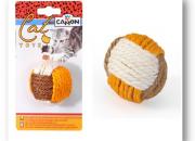 Тъканa топка от сезал – 6см. Артикул No: AG013/C