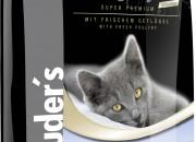 Super Premium Cat Adult Grain Free –  беззърнена суха храна за котки – 400 gr. Артикул No: 23001040