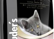 dr.clauder Super Premium Cat Adult Fit –  суха храна за котки- 400 gr.  Артикул No: 23002040