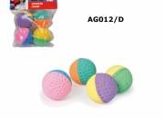 Топчета дунапрен – 4бр. Артикул No: AG012/D