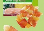 JR Farm Снакс  с ананас и пиле за  плъхове – 50гр. Артикул No: 10407