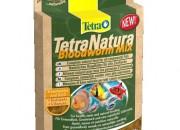 TetraNatura Храна за тропически рибки с червени червеи 80гр.