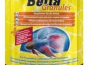 TetraBetta Granules – Храна за риби бета
