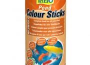TetraPond Colour Sticks Пръчици за езерни рибки за наситени цветове 1л.