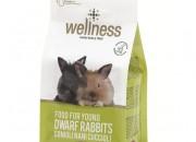 Wellness Junior Премиум храна за мини зайци – 1 kg.Артикул No: PP00680