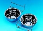 Метална хранилка с винт – 24 см./ 2.8 л. Продукт – 38018