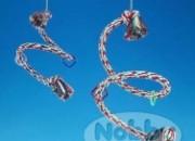 Играчка папагал спирала – ф2.5 х 115 см.