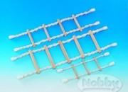 Играчка за папагал стълбичка 3 стъпала – 37х12 см. Продукт – 31355