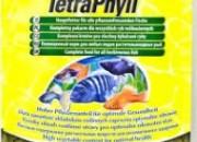Sachet TetraPhyll – храна за тревопасни тропически рибки 12гр