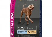 eukanuba Adult Large Breed rich in Lamb & Rice – 2.5 kg.