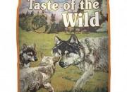 Taste of the wild Puppy бизон и елен – 13.6 кг.