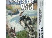 Taste of the wild Puppy сьомга – 13,6 kg. Код: 359112325369