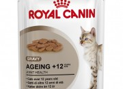 Ageing +12  – Над 12 годишна възраст (тънки късчета в сос) –  85 гр.
