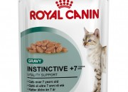 Instinctive +7 – Над 7 годишна възраст (тънки късчета в сос) – 85 гр.