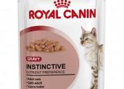 Instinctive in gravy -Пълноценна храна за зрели котки (тънки късчета в сос) –  85 г