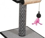 Скрачер един стълб+цилиндър+играчка 35*35*46 см. Продукт – 110854