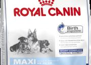 Maxi Starter – първите пет етапа от жизнения цикъл: бременност, раждане, кърмене, отбиване и порастване до два месеца – 4 кг.