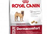 Medium Dermacomfort – породи( тегло от 11 до 25 кг ). Кучета склонни към кожни раздразнения и сърбежи. – Над 12 месечна възраст – 3 кг.